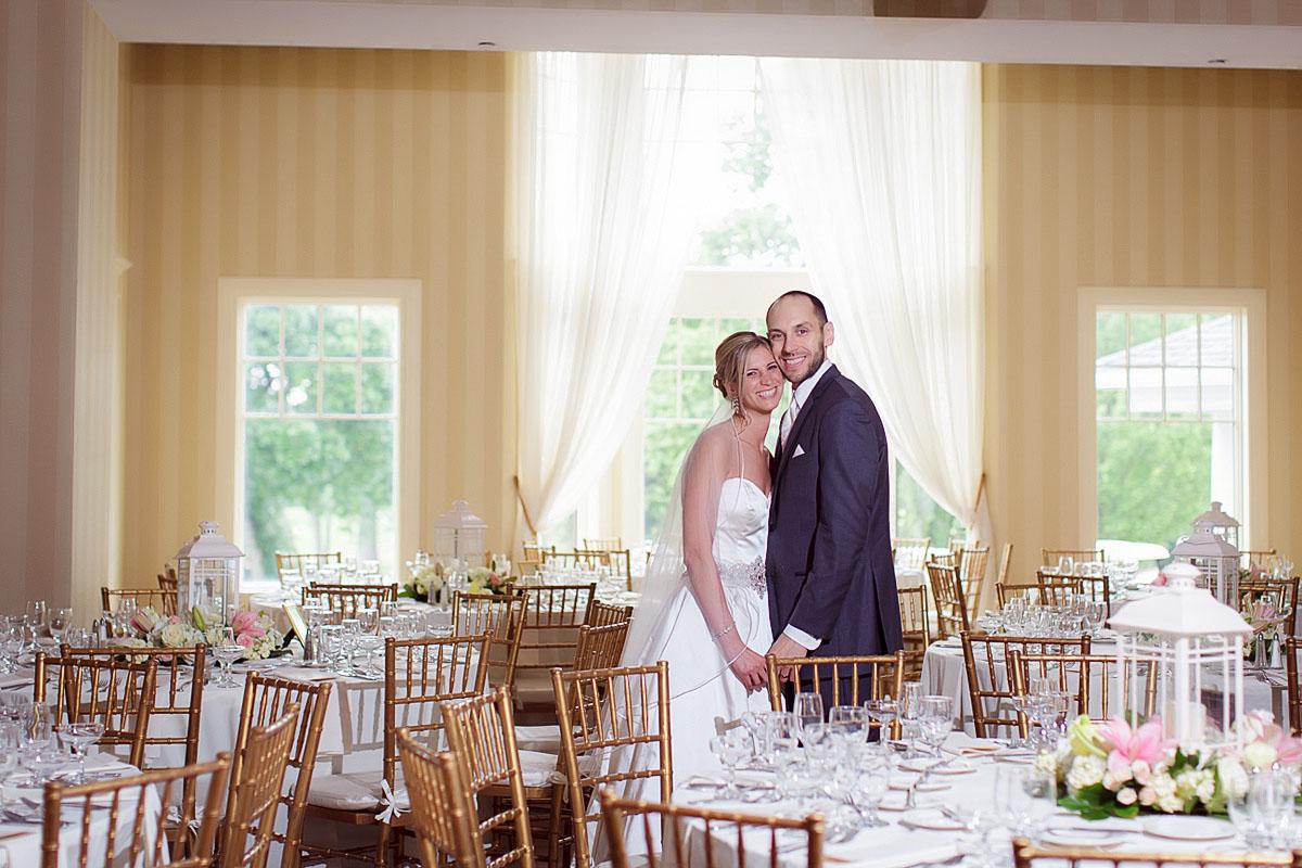 Berkshire country club wedding reading pa jen bryan for Wedding dresses reading pa