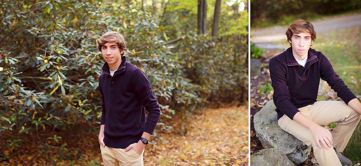 Outdoor Senior Photos Berks County PA