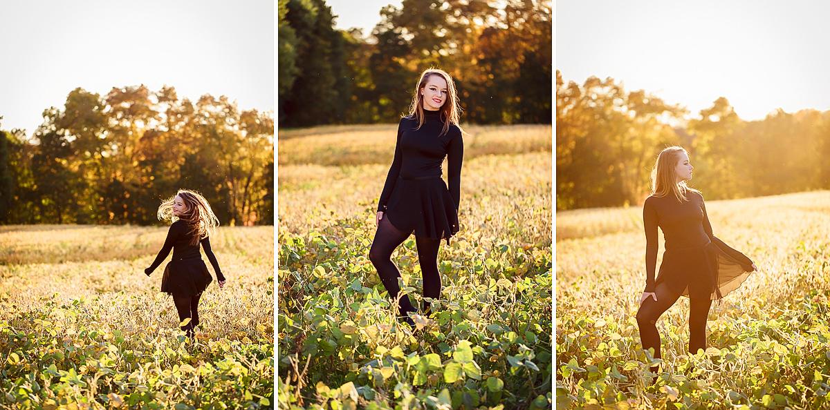fall senior photos berks county pa