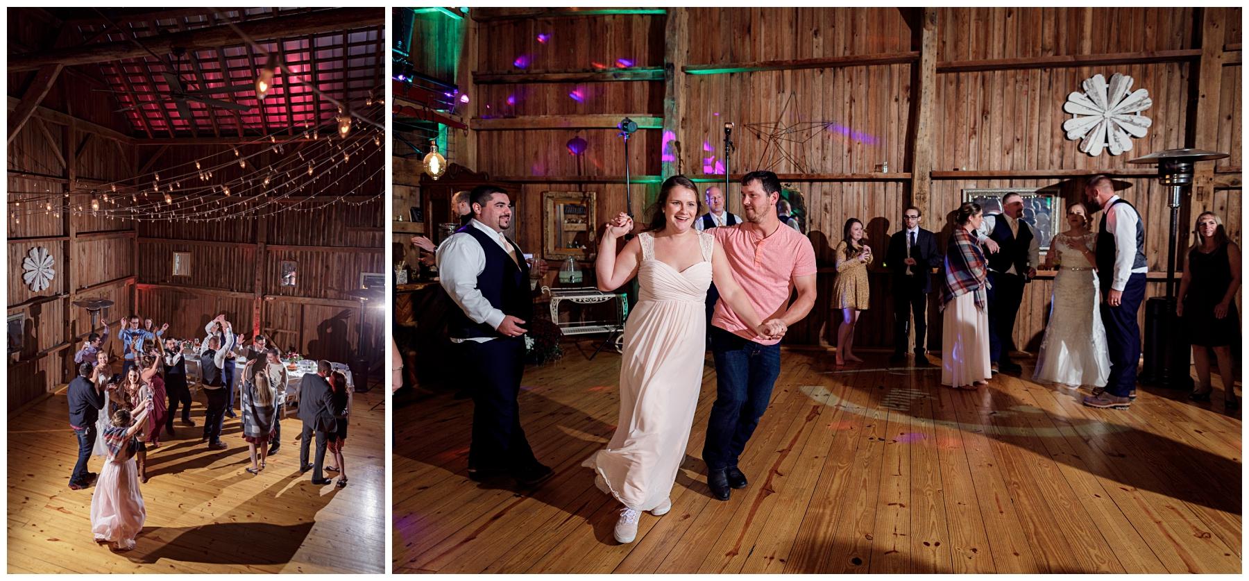 barn swallow farm reception events